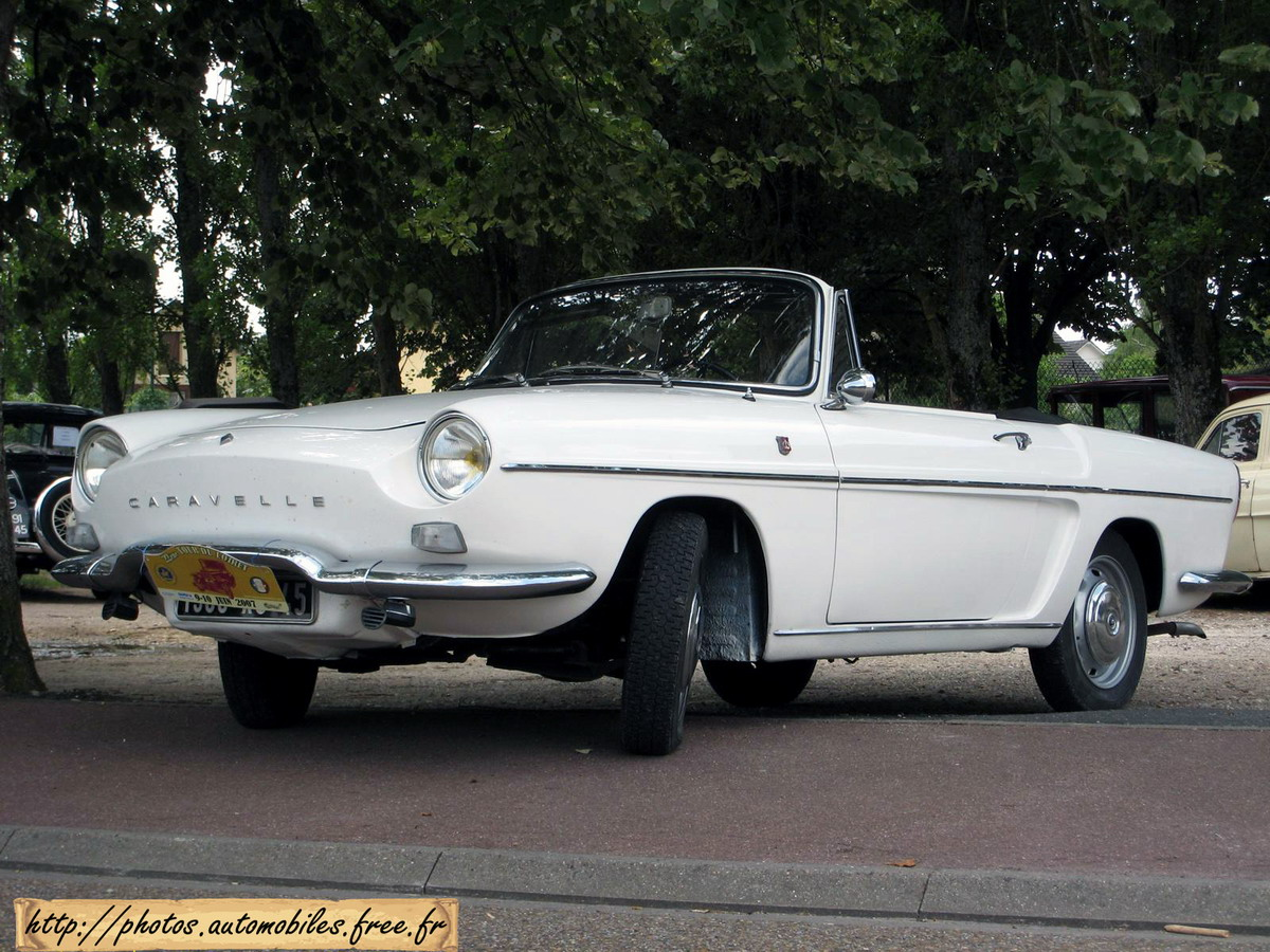 Renault Caravelle #25