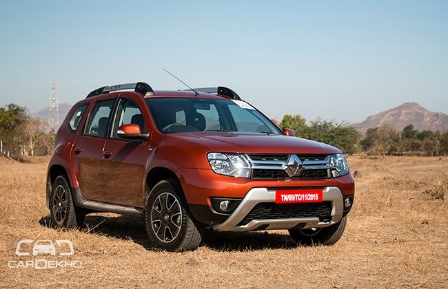 Renault Duster #20