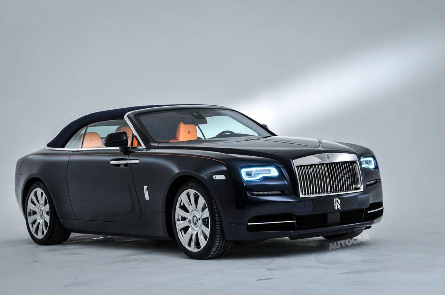 Rolls Royce Dawn #7
