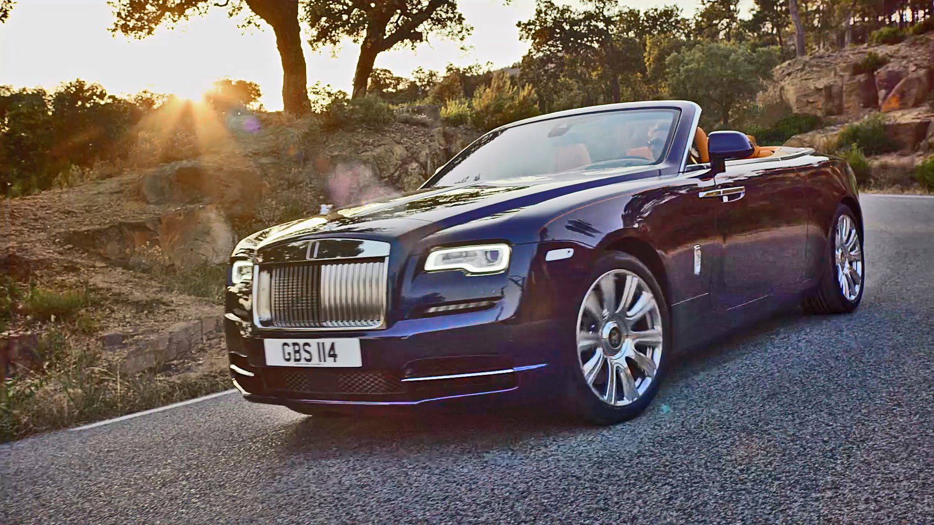 Rolls Royce Dawn #3