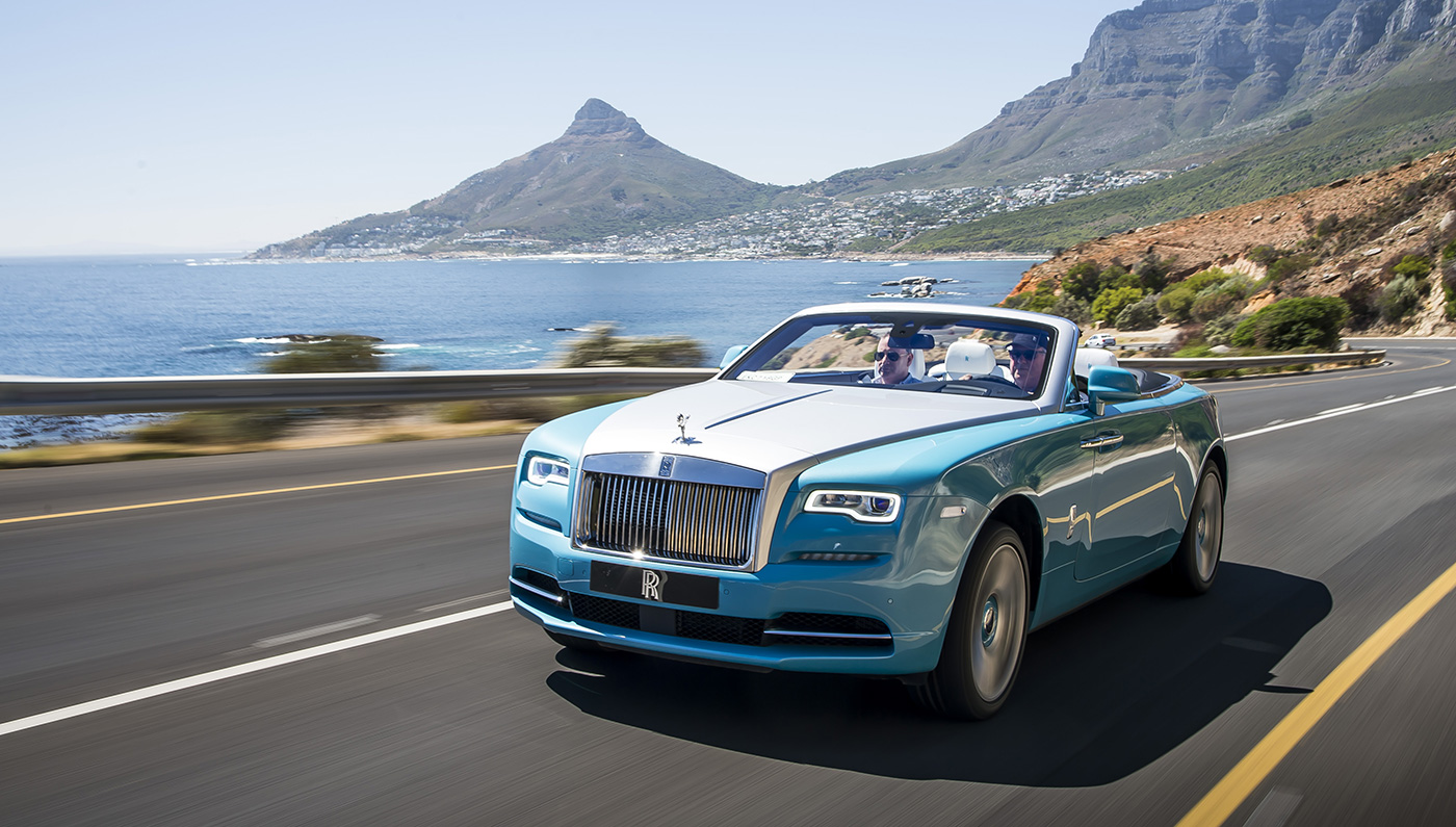 Rolls Royce Dawn #8