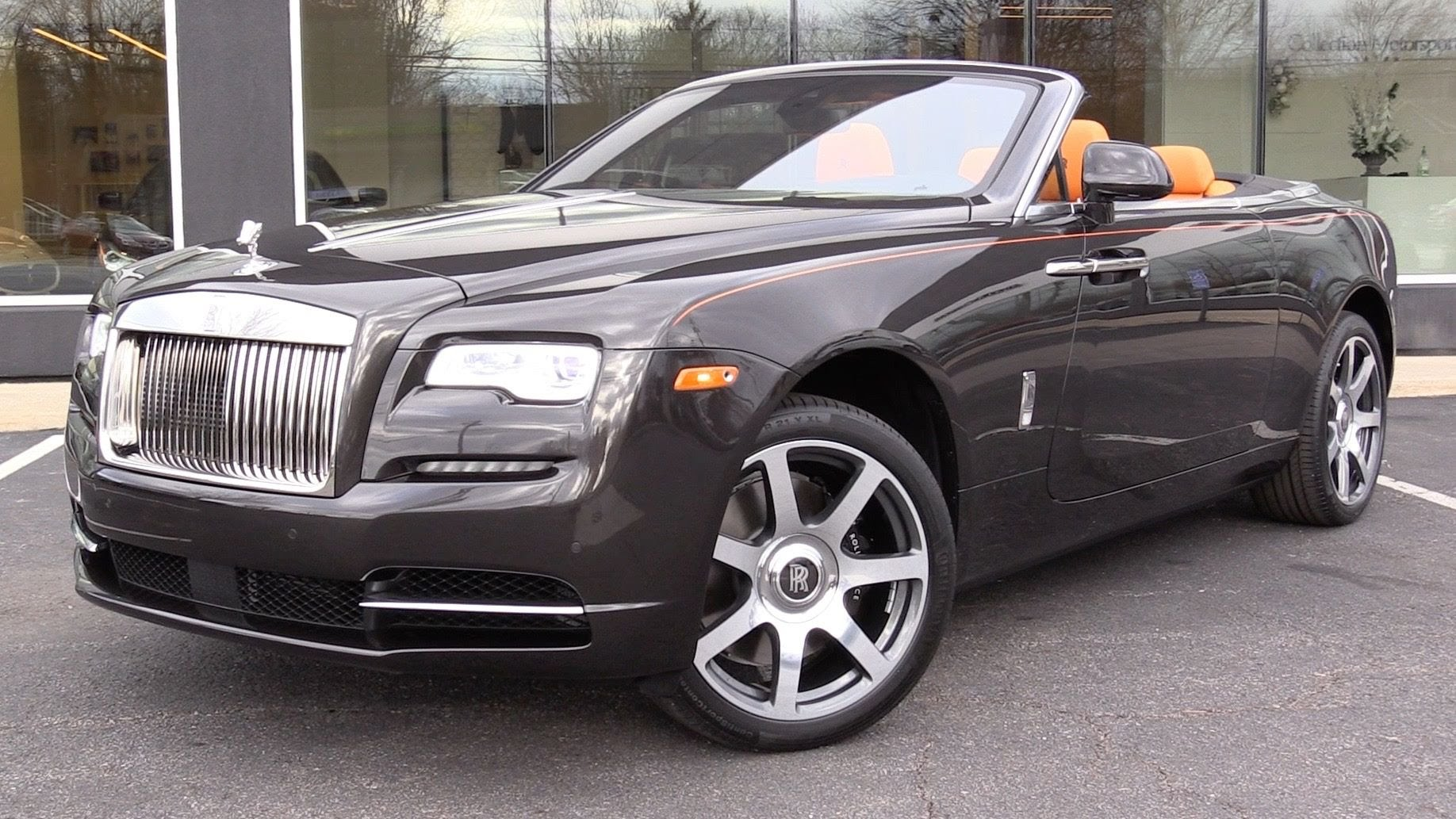 Rolls Royce Dawn #12