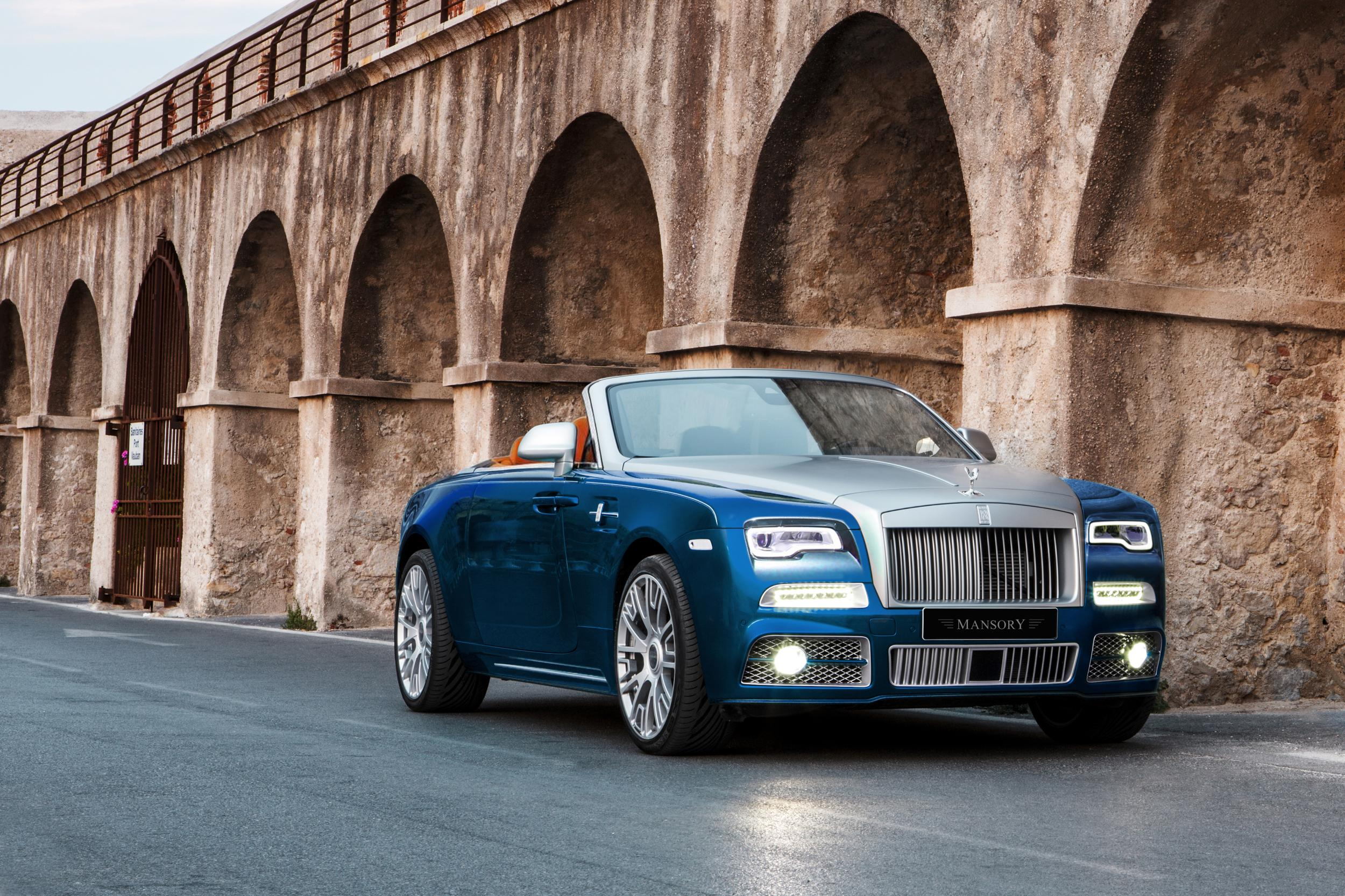 Rolls Royce Dawn #2