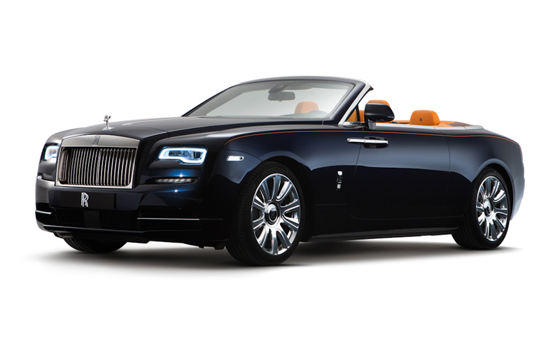 Rolls Royce Dawn #1