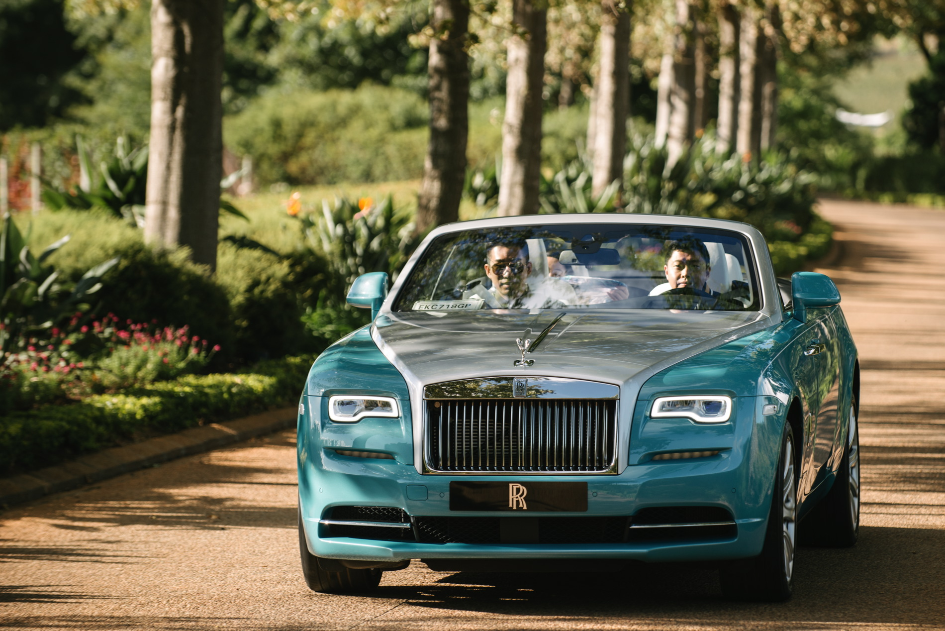 Rolls Royce Dawn #13
