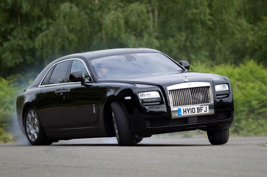 Rolls royce Ghost #20