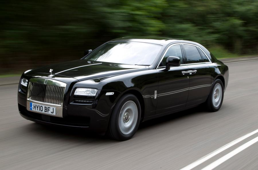 Rolls royce Ghost #19