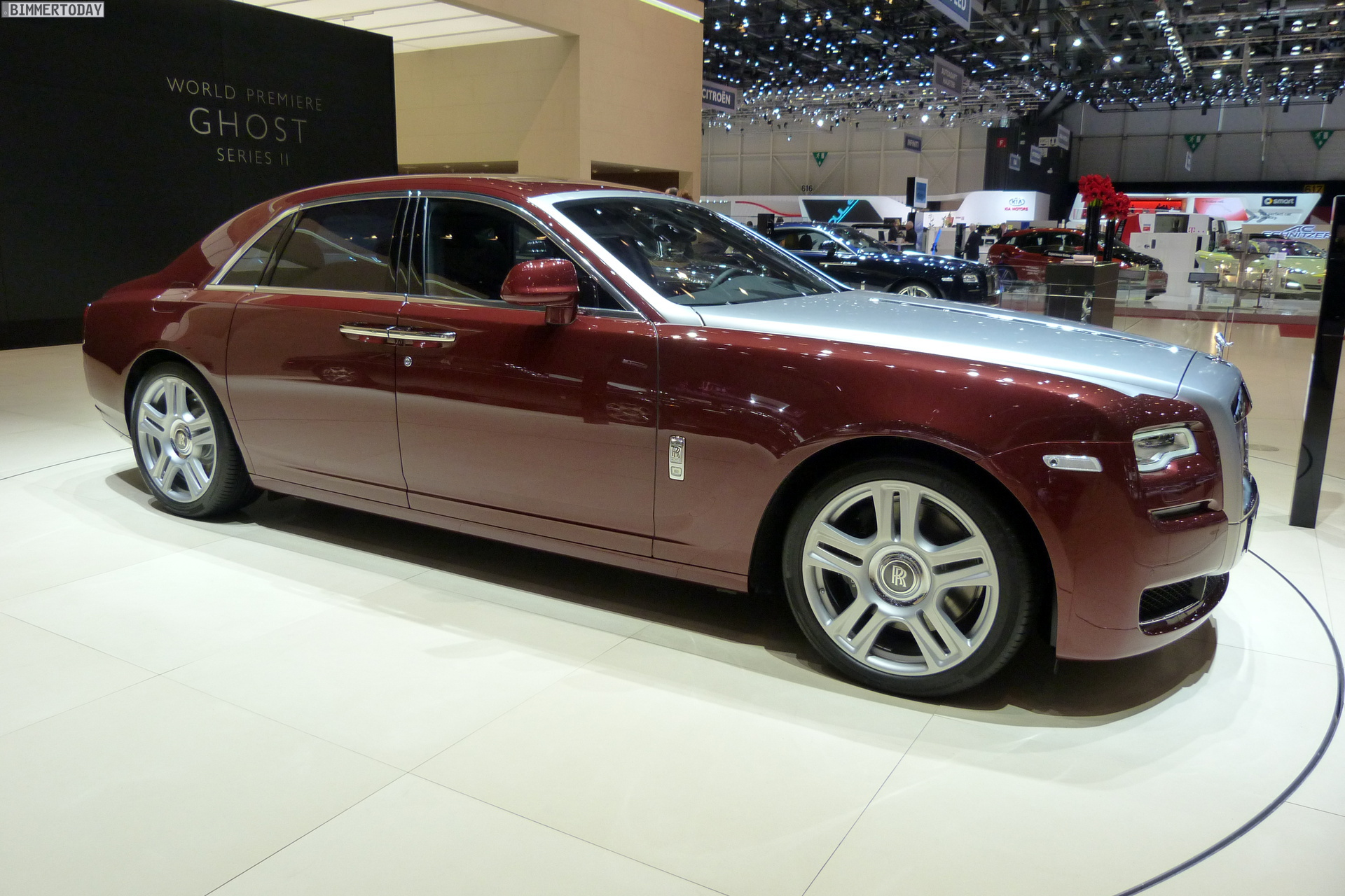 Rolls royce Ghost Series Ii #19