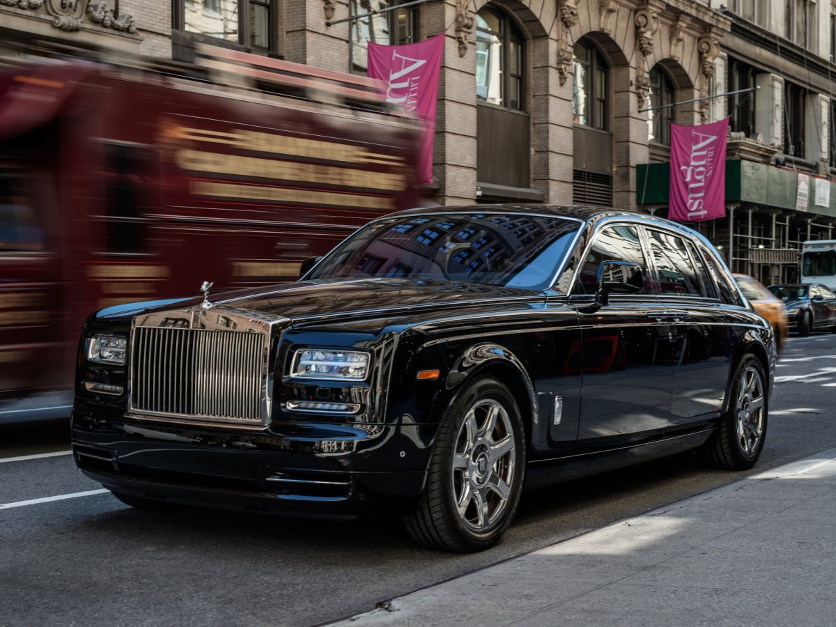 Rolls royce Phantom #22