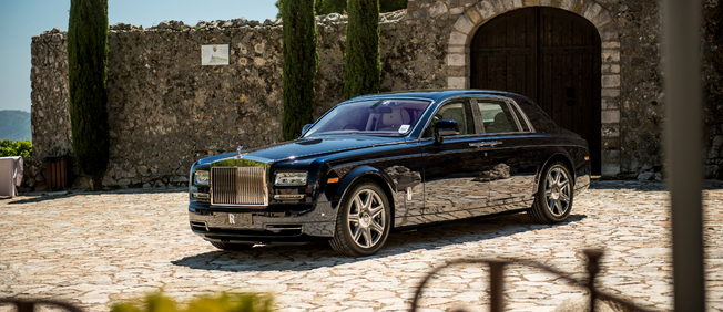 Rolls royce Phantom #23