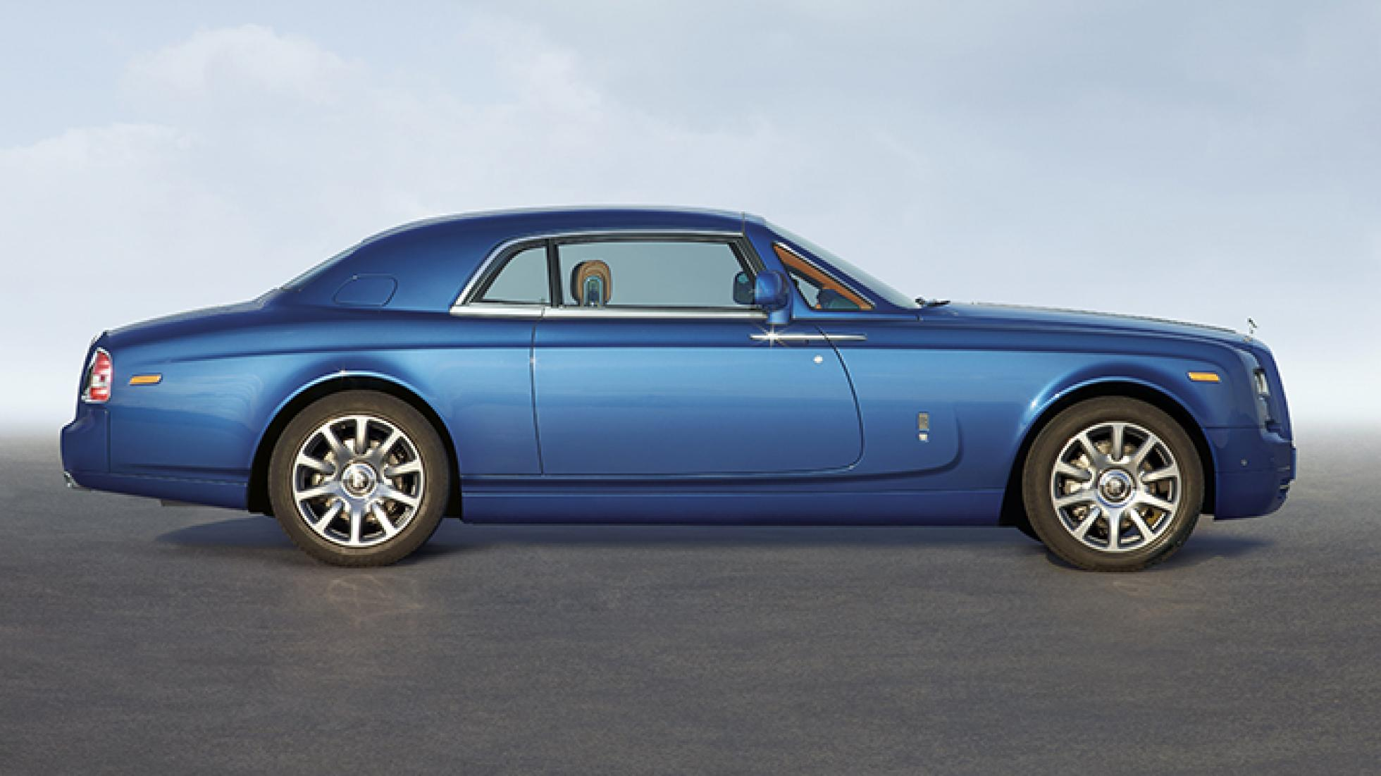 Rolls royce Phantom Coupe #21