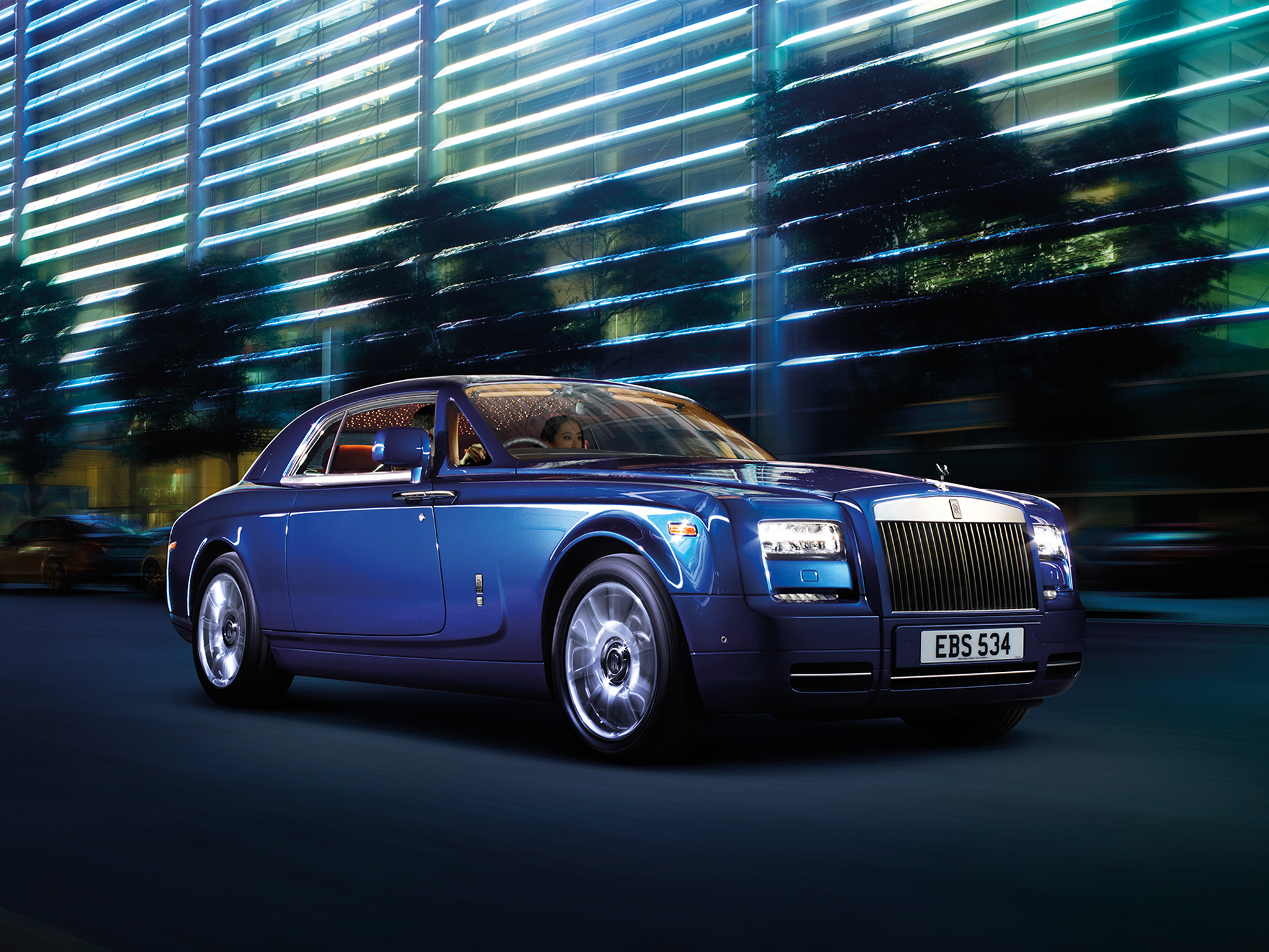 Rolls royce Phantom Coupe #19