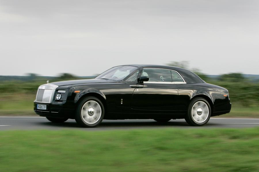 Rolls royce Phantom Coupe #20
