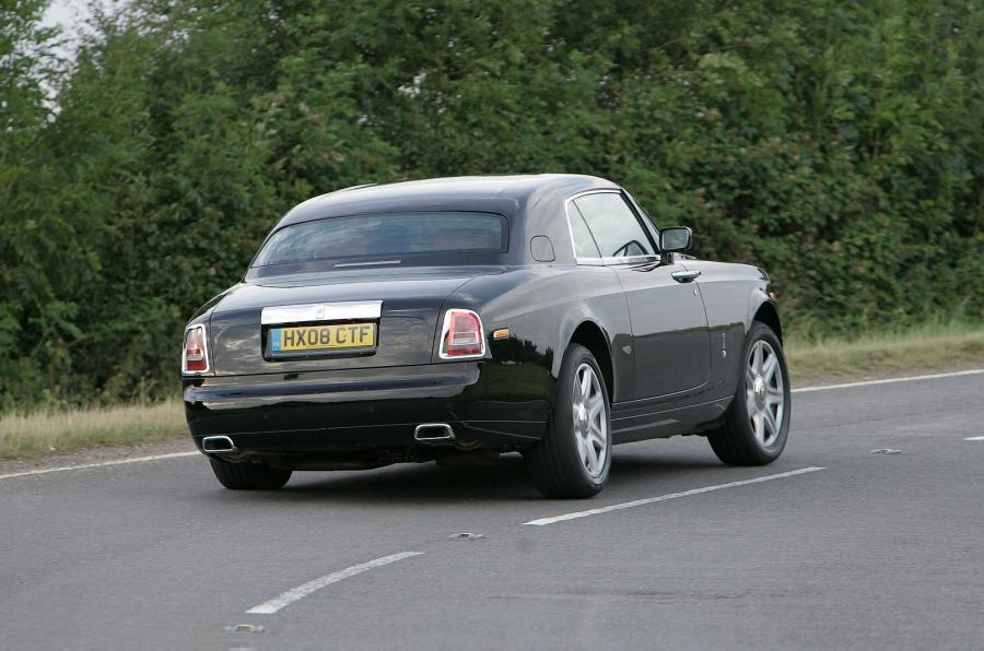 Rolls royce Phantom Coupe #22
