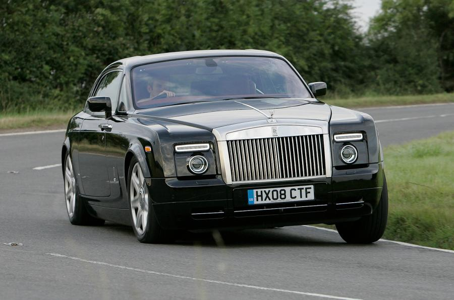Rolls royce Phantom Coupe #23