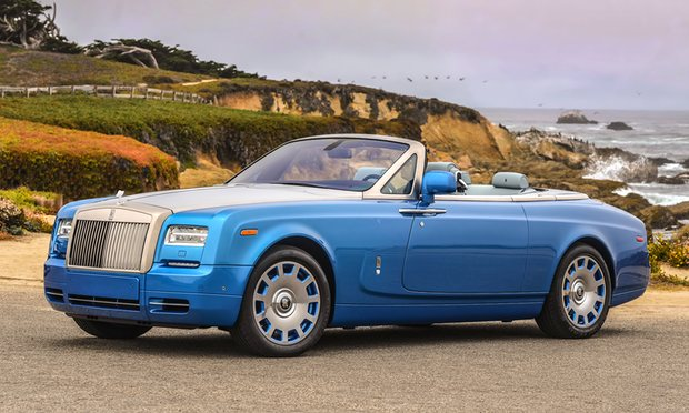 Rolls royce Phantom Drophead Coupe #17