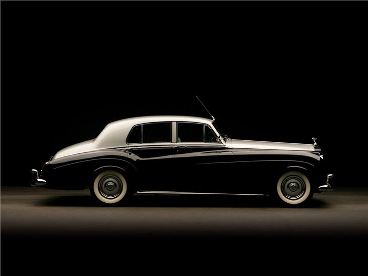 Rolls royce Silver Cloud #23