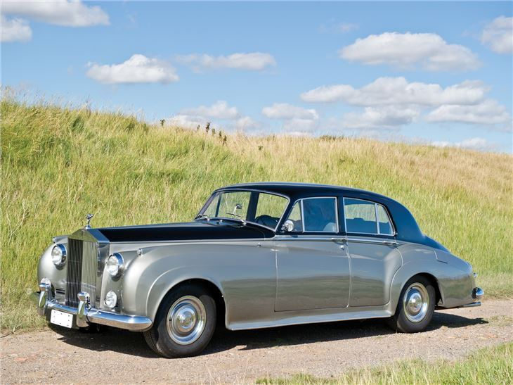 Rolls royce Silver Cloud #21