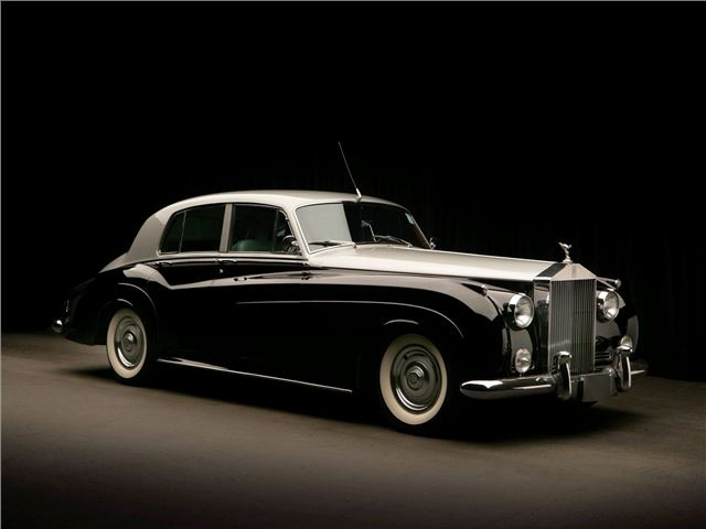 Rolls royce Silver Cloud #20