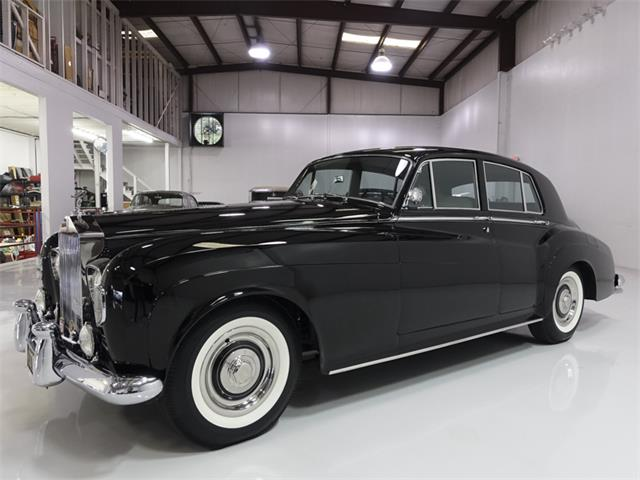 Rolls royce Silver Cloud #29