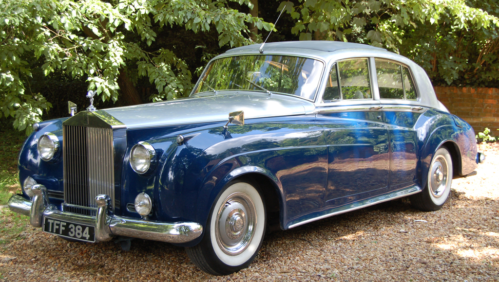 Rolls Royce Silver Cloud #28