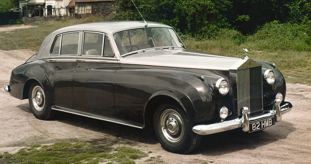 Rolls royce Silver Cloud #25