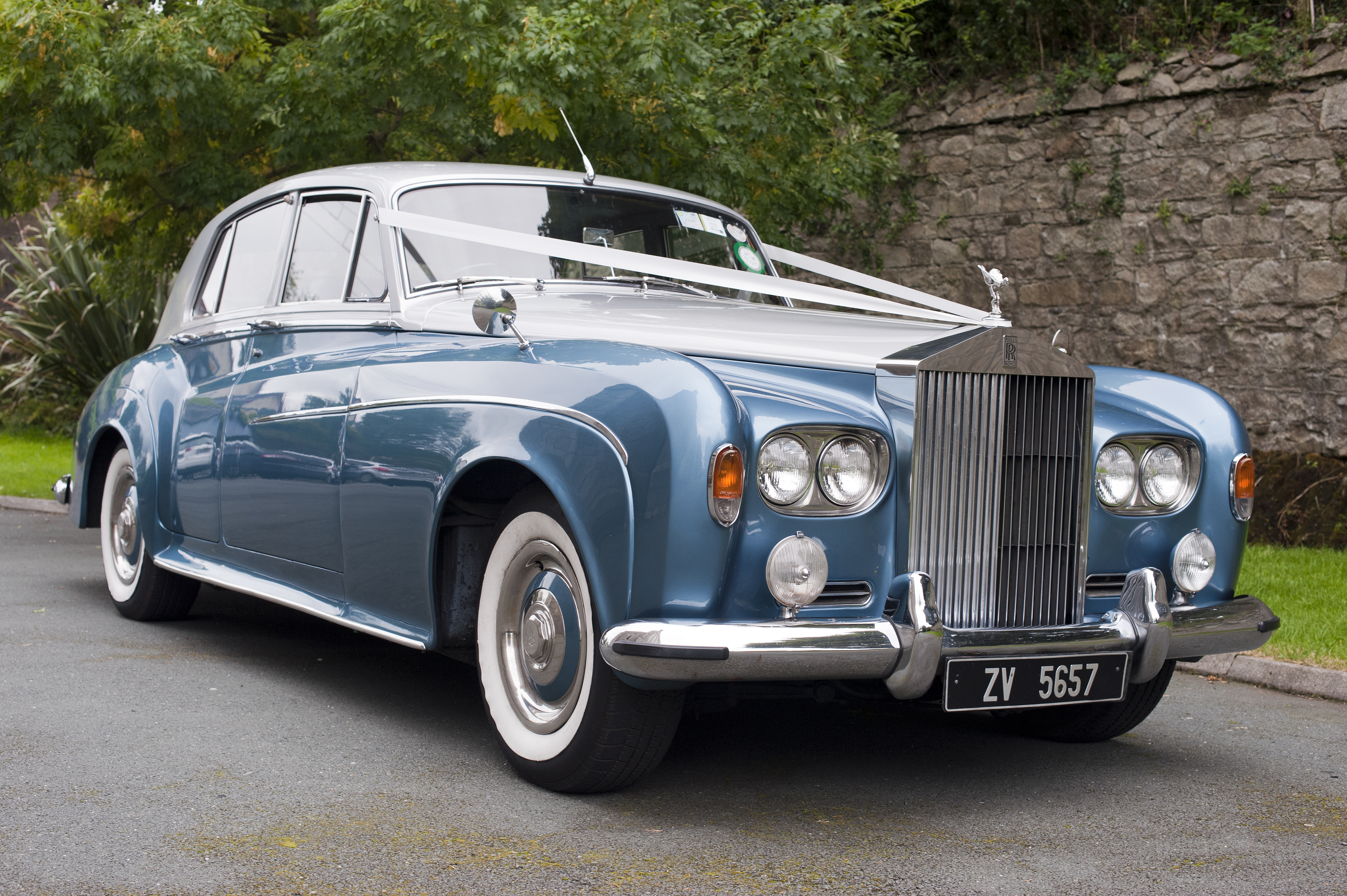 Rolls royce Silver Cloud #22
