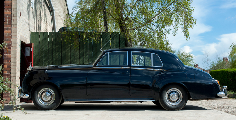 Rolls royce Silver Cloud #24