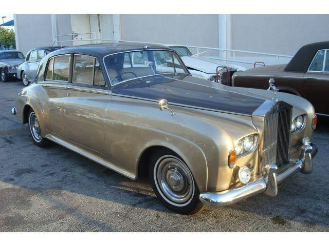Rolls royce Silver Cloud #30