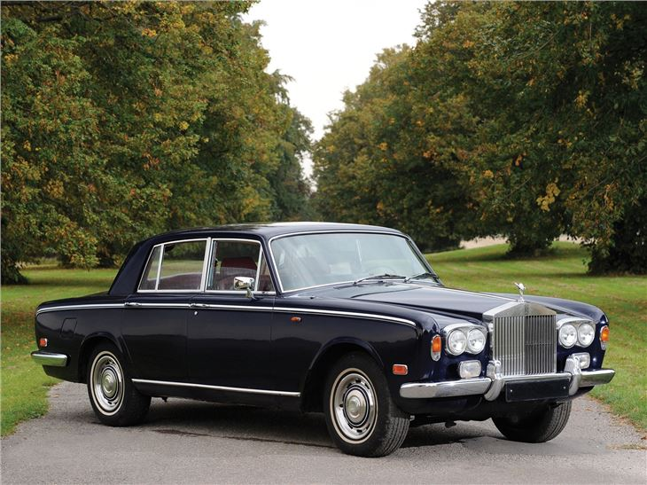 Rolls royce Silver Shadow #21
