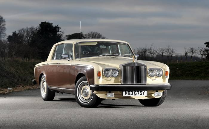 Rolls royce Silver Shadow #22
