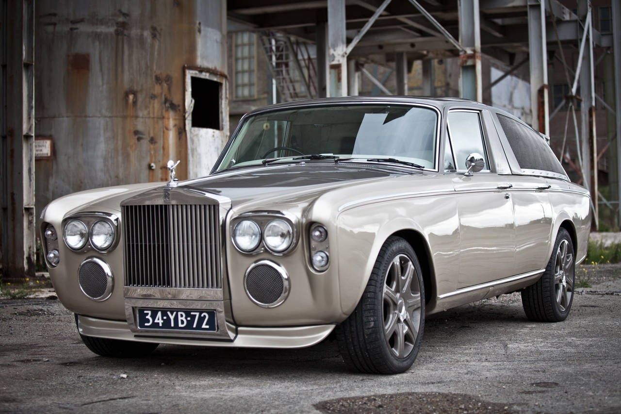 Rolls royce Silver Shadow #23
