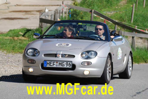 Rover MGF #16