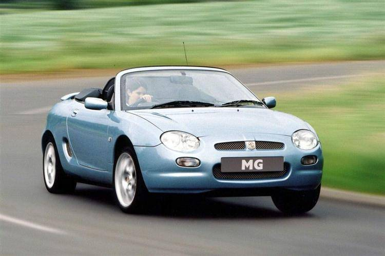 Rover MGF #18