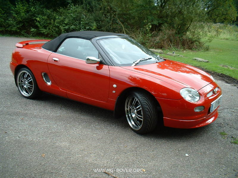 Rover MGF #15