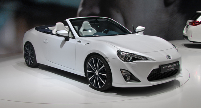 Scion Fr-s Convertible #21