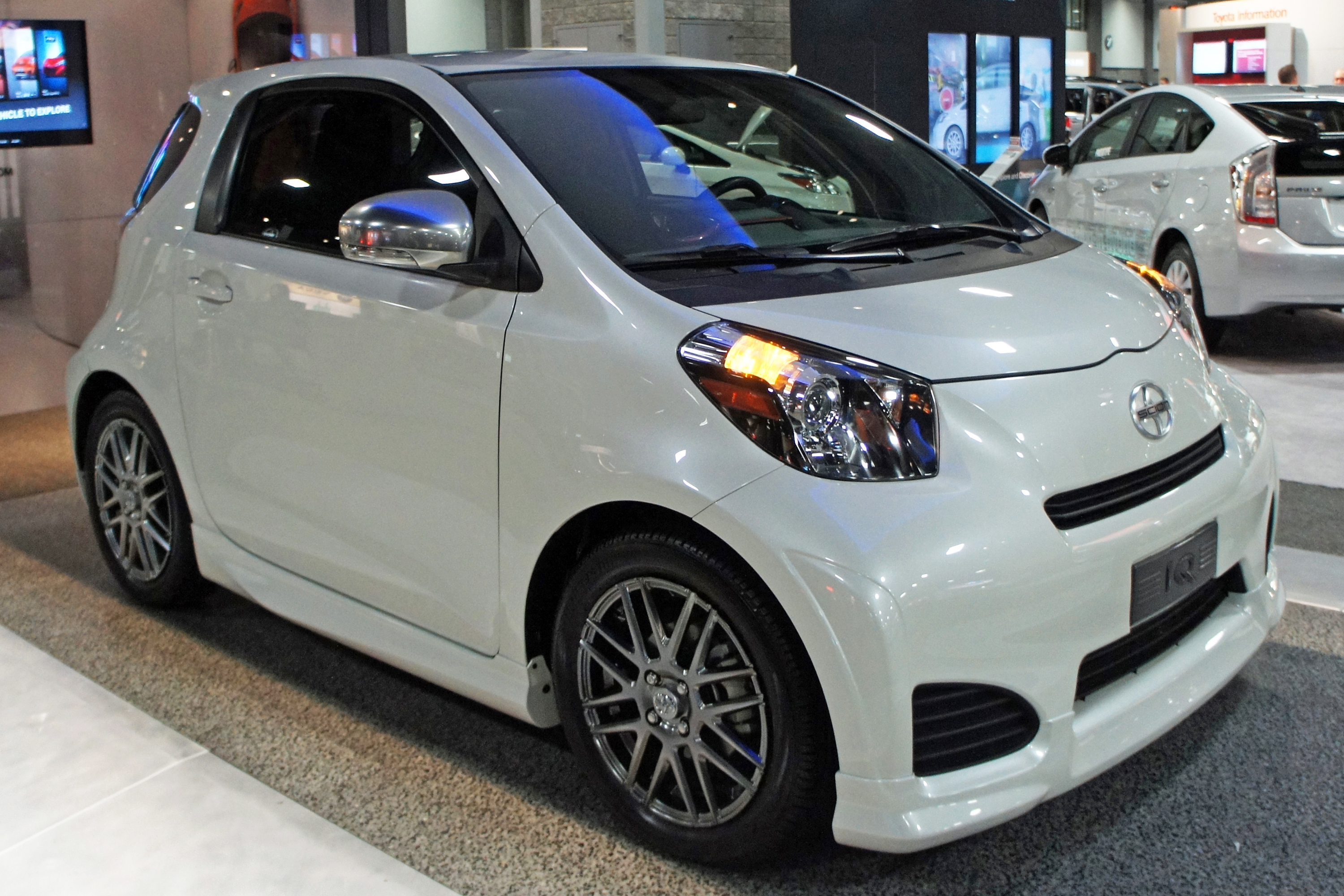 Scion Iq #20