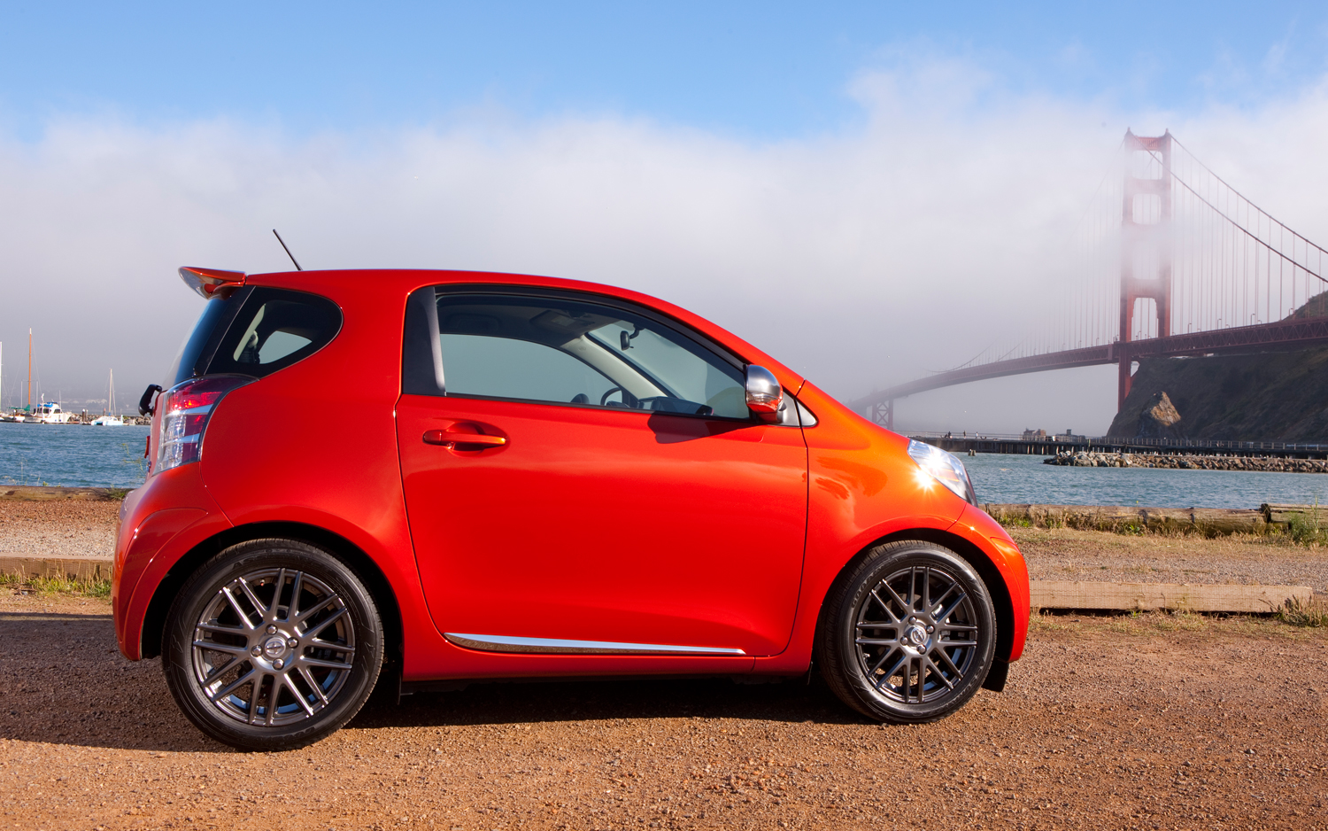 Scion Iq #17