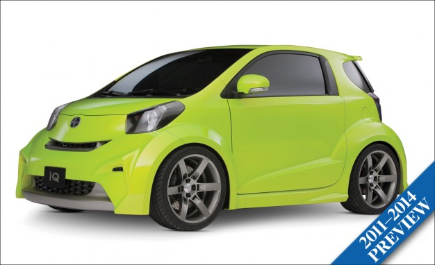 Scion Iq #18