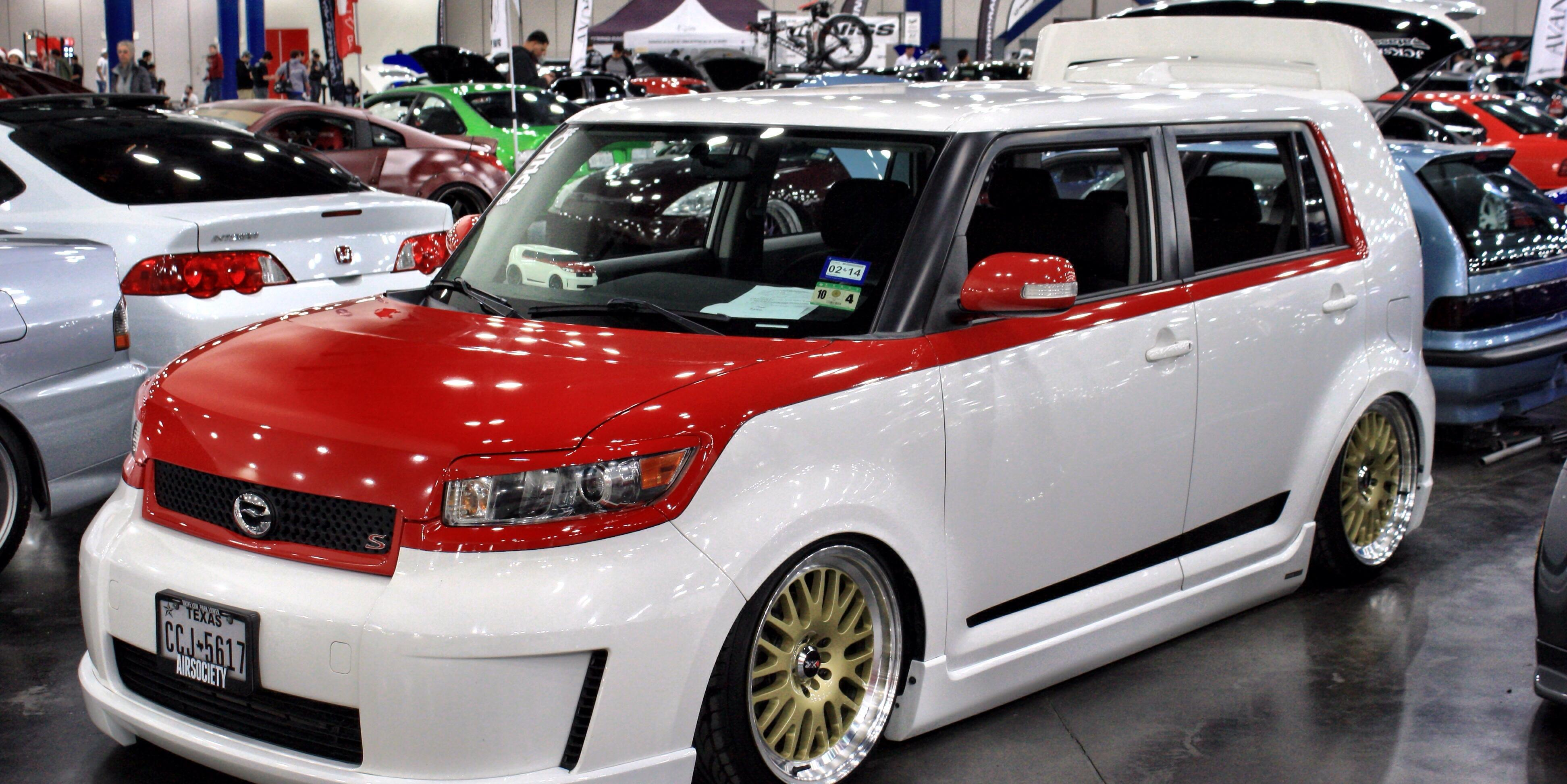 Scion Xb #20