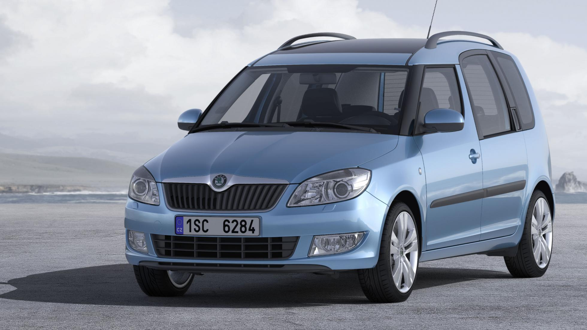 skoda roomster photos informations articles. Black Bedroom Furniture Sets. Home Design Ideas