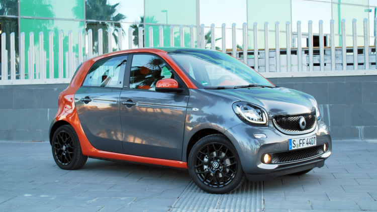 Smart ForFour #21