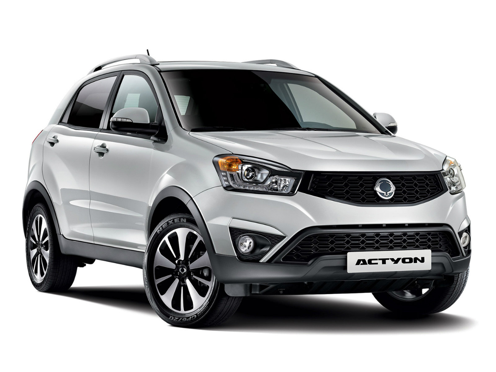 Ssangyong Actyon #21