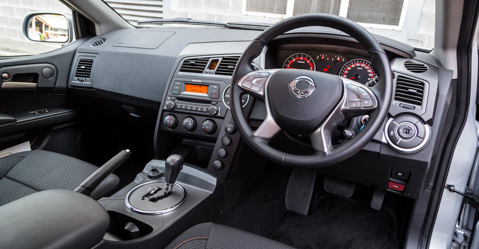 Ssangyong Actyon #23