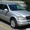 1999 Mercedes-Benz ML #1