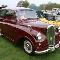 1949 Triumph Mayflower #1