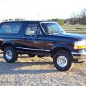 1993 Ford Bronco #1