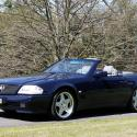 1993 Mercedes-Benz SL #1