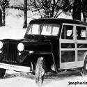 1946 Jeep Station Wagon #1