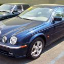 2000 Jaguar S-type #1